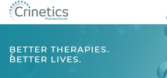 Crinetics Pharmaceuticals Announces Proposed Public Offering of Common Stock